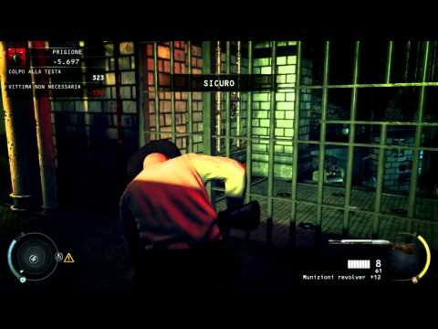 Hitman Absolution Gameplay Ita PC Storia Parte 29 - Messi in gabbia -
