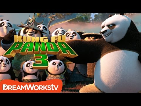 Kung Fu Panda 3 | Official Trailer #2