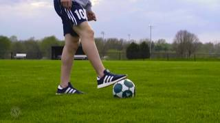 Adidas Iniki Runner Collegiate Navy On Feet | Sony a6500