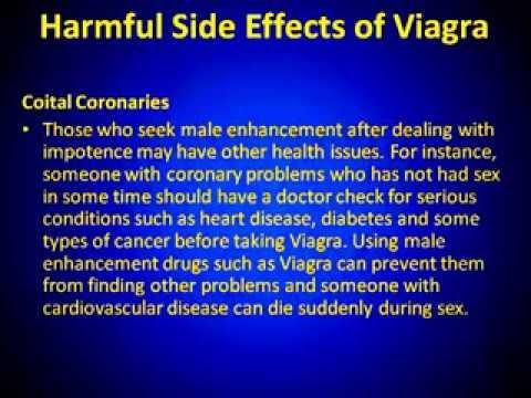 Nhs viagra side effects