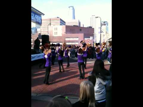 Minnesota Vikings Cheerleaders Alumni Team November 15th Video