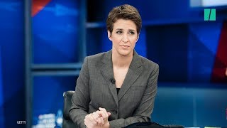 Rachel Maddow Breaks Down Over Immigrant Family Seperation