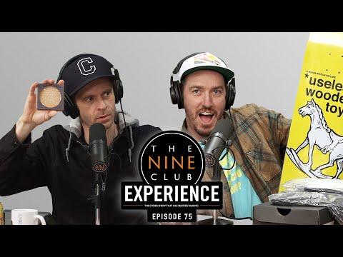 Nine Club EXPERIENCE #75 - Blondey, Will Marshall, Stefan Janoski, WKND