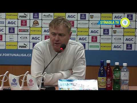 Tisková konference domácího trenéra po utkání Teplice - Zlín (15.12.2018)