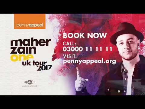 download lagu Maher Zain - Exclusive Uk One Tour  October gratis