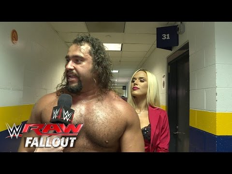 Rusev is focused on taking back the United States Championship: Raw Fallout, May 2, 2016