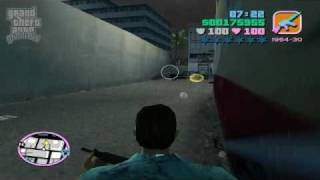 GTA Vice City - Mision #45 - Cabos sueltos - Tutorial (2 metodos)