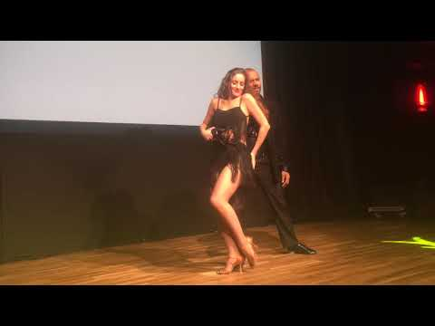 DIZC2014 Mathilde  and Alex in performance ~ video by Zouk Soul