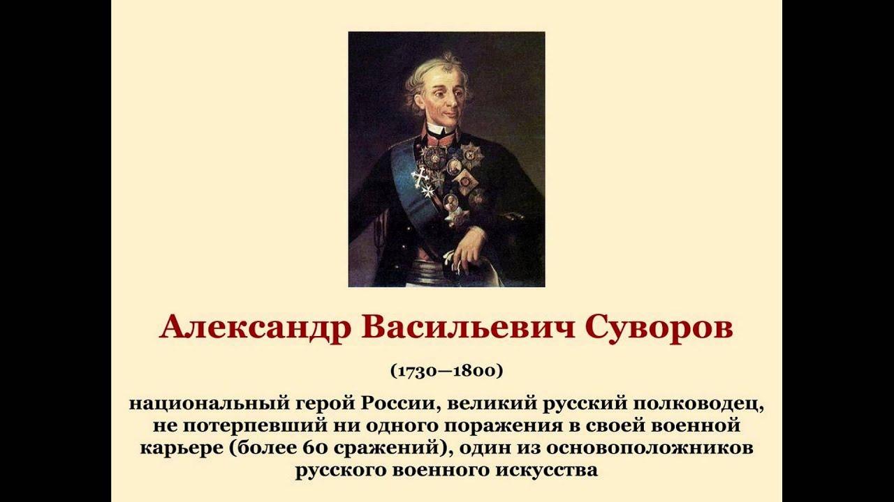 Суворов александр васильевич 23 фотография