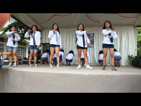 Batch 15 2014 Nutri-jingle video