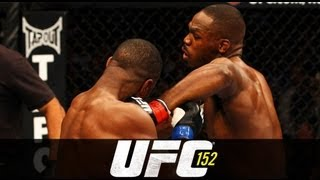 UFC 152: Jon Jones Pre-Fight Interview