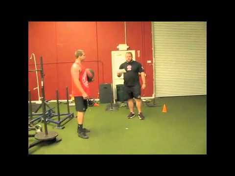 Juggernaut Training Systems-Medicine Ball Throw Tutorial Image 1