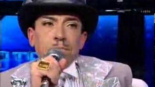 Showmatch 2010 - Sofía Pachano brilló y habló sobre su papá