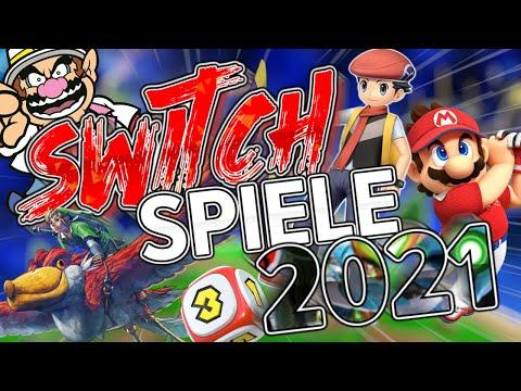 Nintendo Switch 2021 - Welche Spiele kommen noch ?