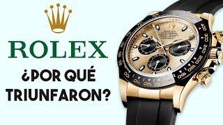 ⌚ La Historia de los Relojes de Lujo más Conocidos del Mundo | Caso ROLEX