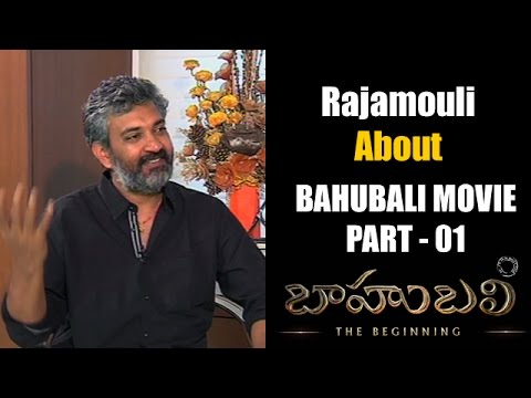 Baahubali Rajamouli Exclusive Interview | Prabhas | Anushka | Rana | Part 1 | NTV
