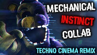[SFM/FNaF/Collab] Mechanical Instinct (Techno Cinema Remix)