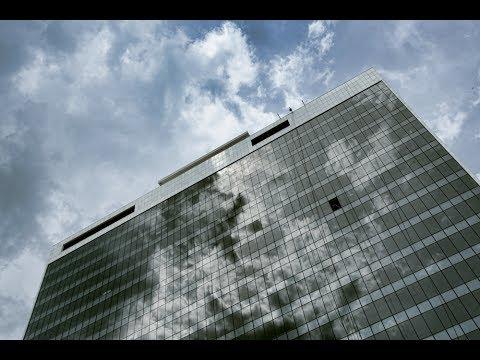 FGV - Time-lapse em HD da Construção da Torre Oscar Niemeyer