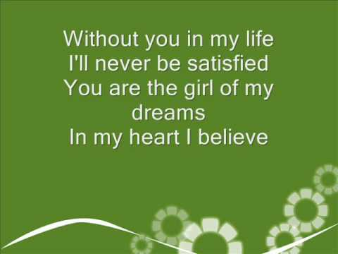 The Moffats - Girl Of My Dreams -lyrics video