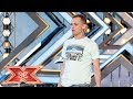 Andy Holloway wants the Judges to Sing It With Me | Auditions Week 2 | The X Factor 2017