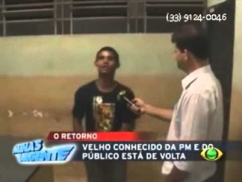 Dj Skillo - Ladrão Cara De Pau O Retorno Remix...2011.wmv video