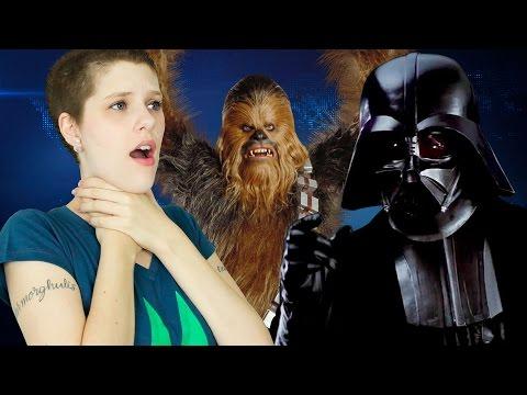 Chewbacca resolve as coisas no braço! | Breaking Nerd News