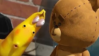 LARVA - THE TEDDY BEAR | 2018 Cartoon | Cartoons For Children | WildBrain Cartoons