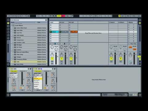 Gate Sidechaining - Ableton Live Tutorial - The DSP  Project