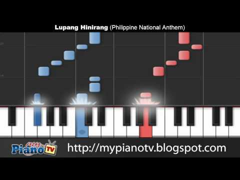 Lupang Hinirang (philippine National Anthem) Piano Version video