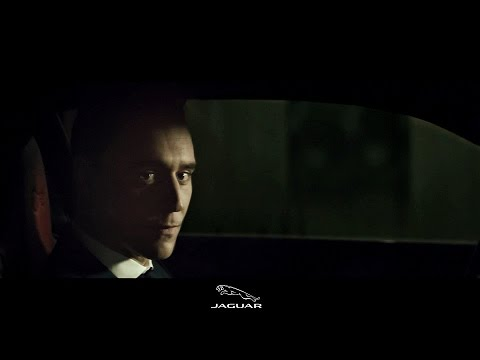 Art Of Villainy With Tom Hiddleston - Jaguar Ad