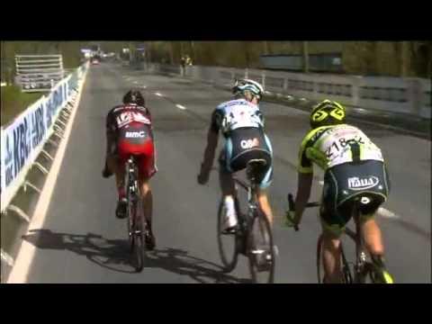 Tour of Flanders 2012 Last 2 km Tom Boonen Ronde Van Vlaanderen