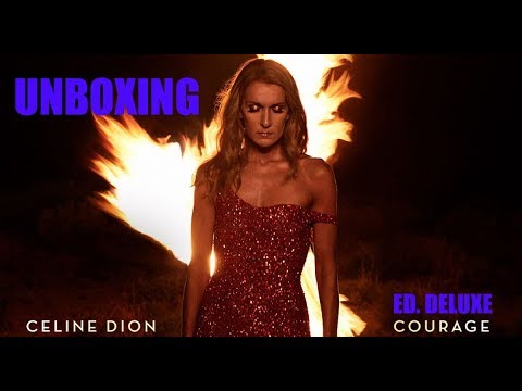 Download Celine Dion - Courage Deluxe edition unboxing Mp4 baru