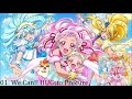 HUGtto Precure OP - We Can!! HUGtto Precure (FULL)