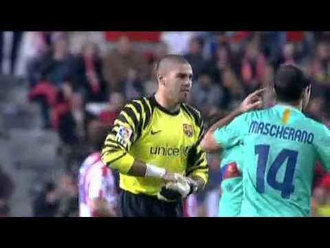 Bromas - Broma entre jugadores del FC Barcelona