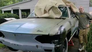 8 28 11  1969 Corvair Monza Resto Project...