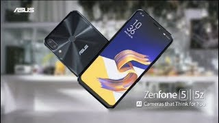 AI Cameras that Think for You - ASUS ZenFone 5 | 5Z