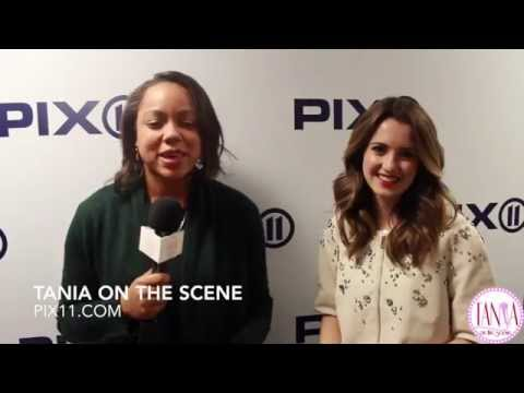 Laura Marano On Bad Hair Day, Her Flip Phone, Music, And More video