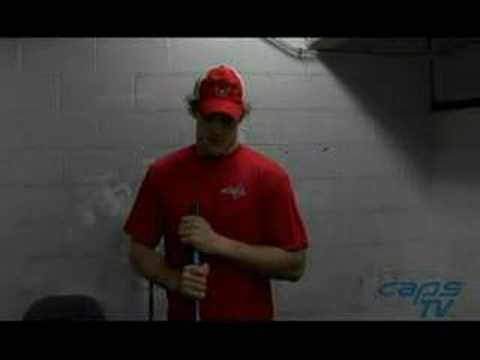 Washington Capitals: Brooks Laich: Stickology Video