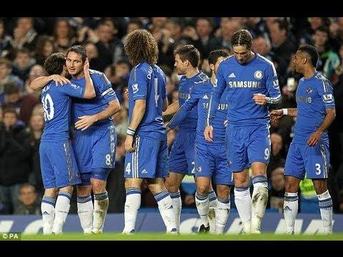 FIFA 13 Схема игры за Chelsea