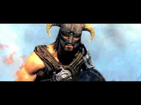 The Elder Scrolls V  Skyrim трейлер игры на русском