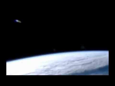 International Space Station UFO 2015