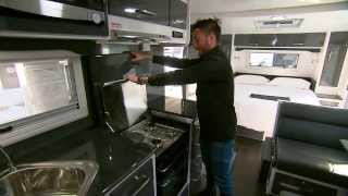 Retreat Caravans - Hamilton - One of the Best of the Best Caravans & RVs 2013