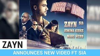 "Zayn Is Dropping New Single ""Dusk Till Dawn"" Ft. Sia!"