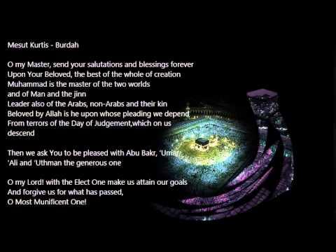 Mesut Kurtis - Burdah (with English Translation) video
