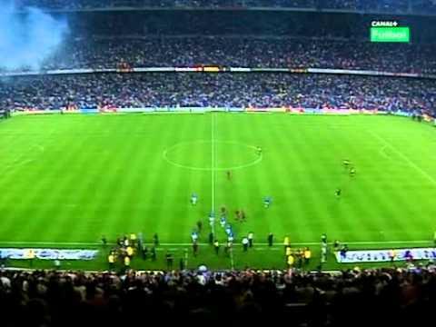 La Liga 2000-01: Barcelona x Valência