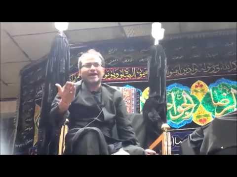 Maulana Qambar Ali Rizvi 29th Muharram Birmingham (UK)