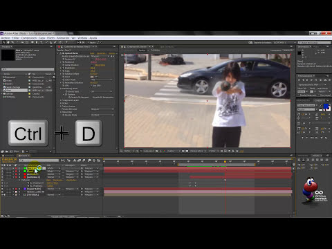 Tutorial After Effects: Disparos de llamas con particular by @ildefonsosegura