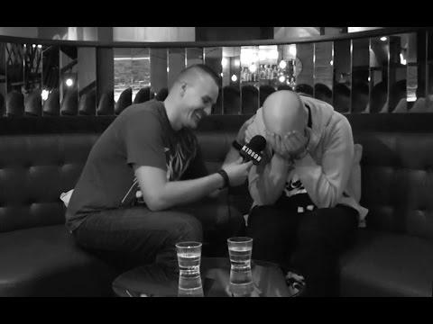 Indecent Noise interview, United Festival, London 2015