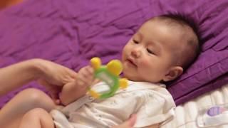 Johnson's Bedtime - Chu trình giúp bé ngủ ngon
