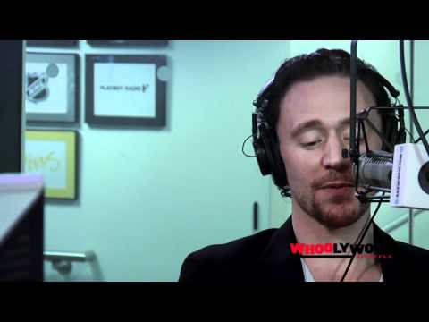 The Whoolywood Shuffle w/ Avenger's Tom Hiddleston aka LOKI - Radioplanet.tv